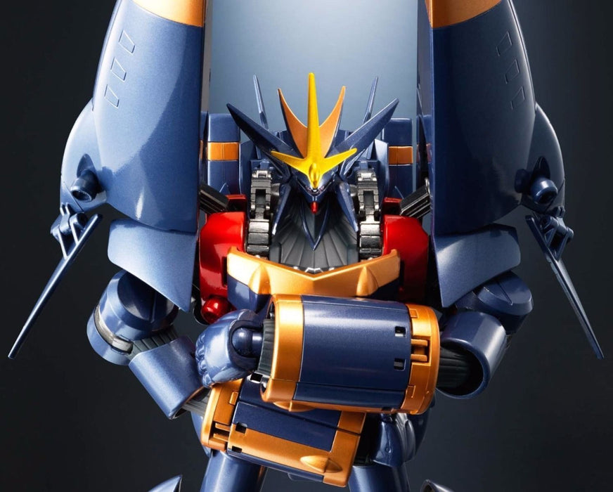 Chogokin GX-34R GUNBUSTER BUSTER GOKIN COLOR VER Action Figure BANDAI from Japan_6
