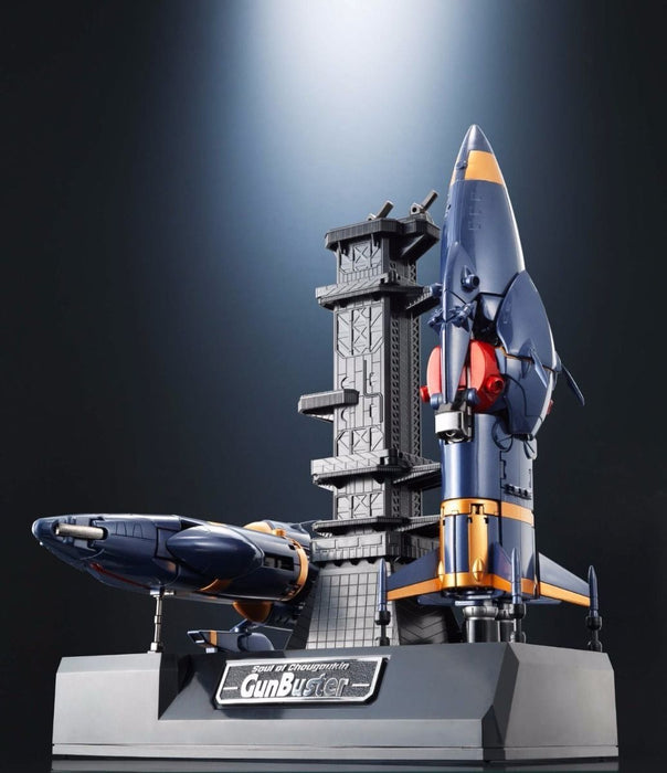 Chogokin GX-34R GUNBUSTER BUSTER GOKIN COLOR VER Action Figure BANDAI from Japan_9
