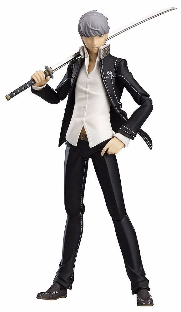 figma 256 Persona 4 Arena Ultimax Yu Narukami Max Factory NEW from Japan_1