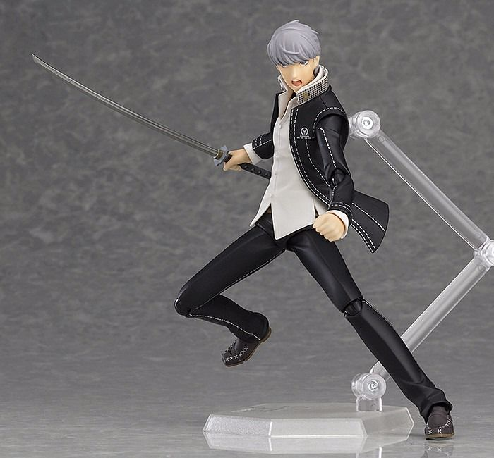 figma 256 Persona 4 Arena Ultimax Yu Narukami Max Factory NEW from Japan_2