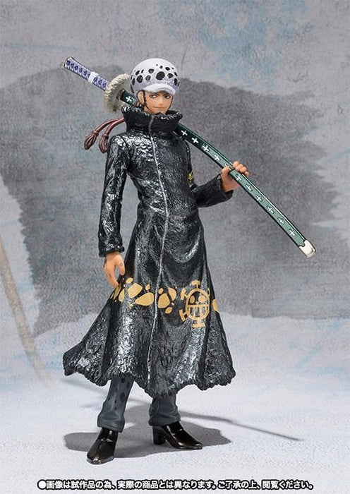 Figuarts Zero One Piece Trafalgar Law Special Color Edition PVC figure BANDAI_2