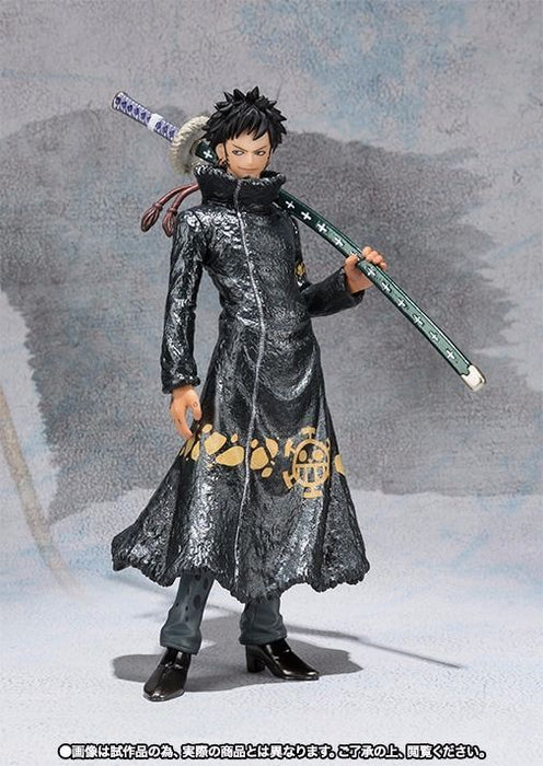 Figuarts Zero One Piece Trafalgar Law Special Color Edition PVC figure BANDAI_4