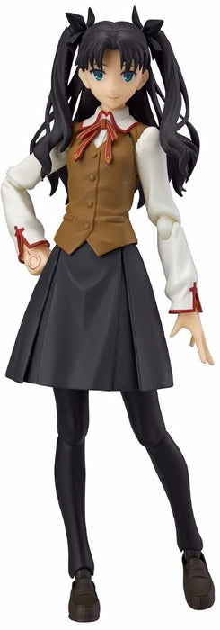 figma 257 Fate/stay night [Unlimited Blade Works] Rin Tohsaka 2.0 Figure NEW_1