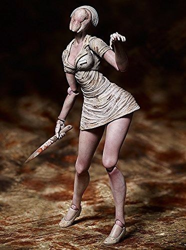 figma SP-061 SILENT HILL 2 Bubble Head Nurse Figure FREEing NEW from Japan_2