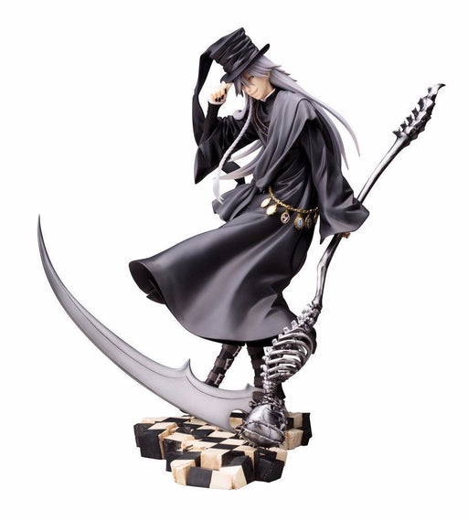 ARTFX J Black Butler UNDERTAKER 1/8 Scale PVC Figure Kotobukiya NEW from Japan_1