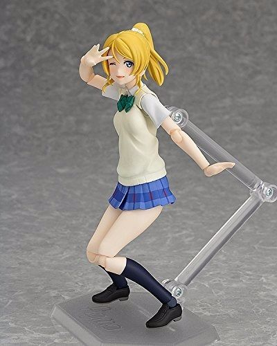 figma 259 LoveLive! Eli Ayase Figure Max Factory NEW from Japan_4