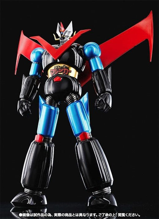 Super Robot Chogokin GREAT MAZINGER JUMBO MACHINEDER COLOR Action Figure BANDAI_3