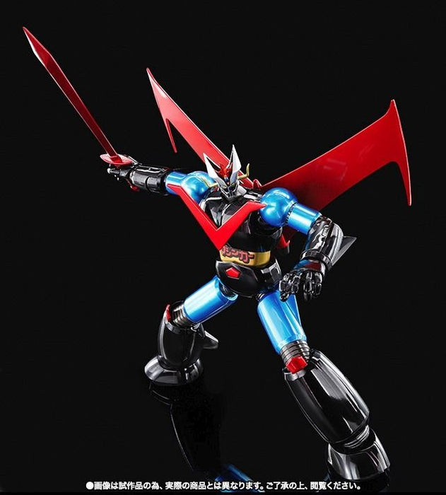 Super Robot Chogokin GREAT MAZINGER JUMBO MACHINEDER COLOR Action Figure BANDAI_6