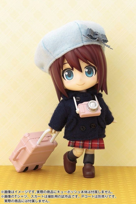 Cu-poche Extra 04b Travel Set (Baby Pink) Set Figure Kotobukiya NEW from Japan_2