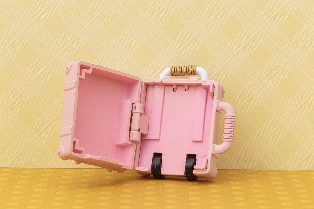 Cu-poche Extra 04b Travel Set (Baby Pink) Set Figure Kotobukiya NEW from Japan_8