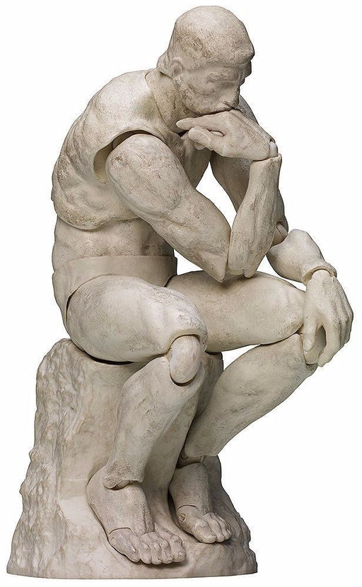 figma SP-056b The Table Museum The Thinker Plaster ver. Figure NEW from Japan_1