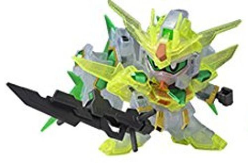 BANDAI SDBF STAR WINNING GUNDAM PP CLEAR Ver Model Kit Gundam Build Fighters Try_2