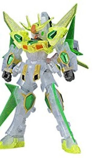 BANDAI SDBF STAR WINNING GUNDAM PP CLEAR Ver Model Kit Gundam Build Fighters Try_3