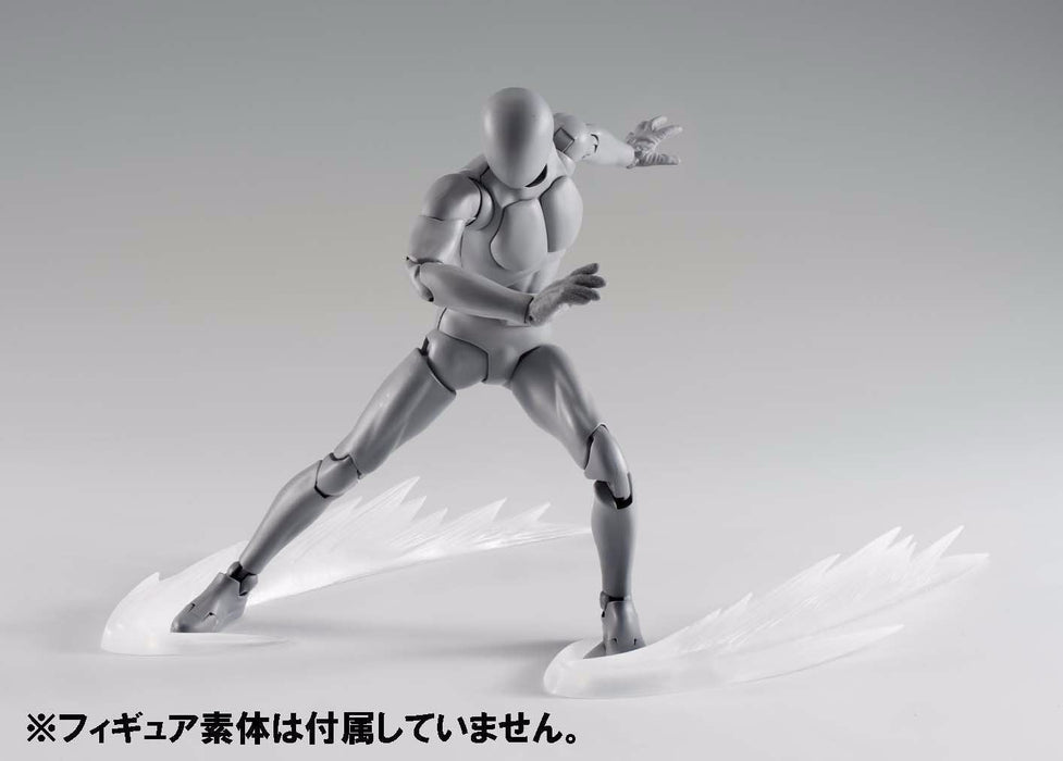 Tamashii Effect WAVE Clear Ver BANDAI TAMASHII NATIONS from Japan_3