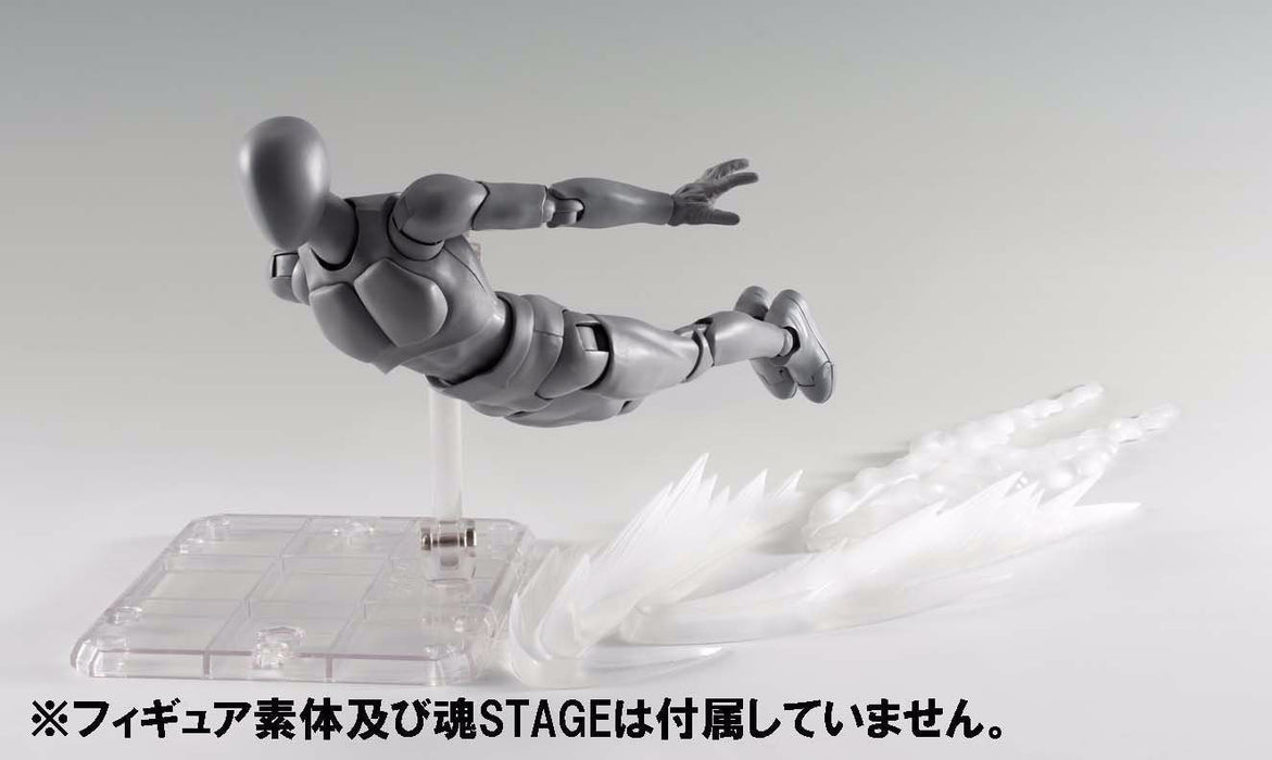 Tamashii Effect WAVE Clear Ver BANDAI TAMASHII NATIONS from Japan_4