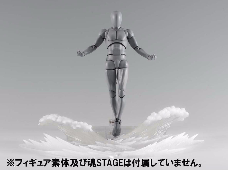 Tamashii Effect WAVE Clear Ver BANDAI TAMASHII NATIONS from Japan_5