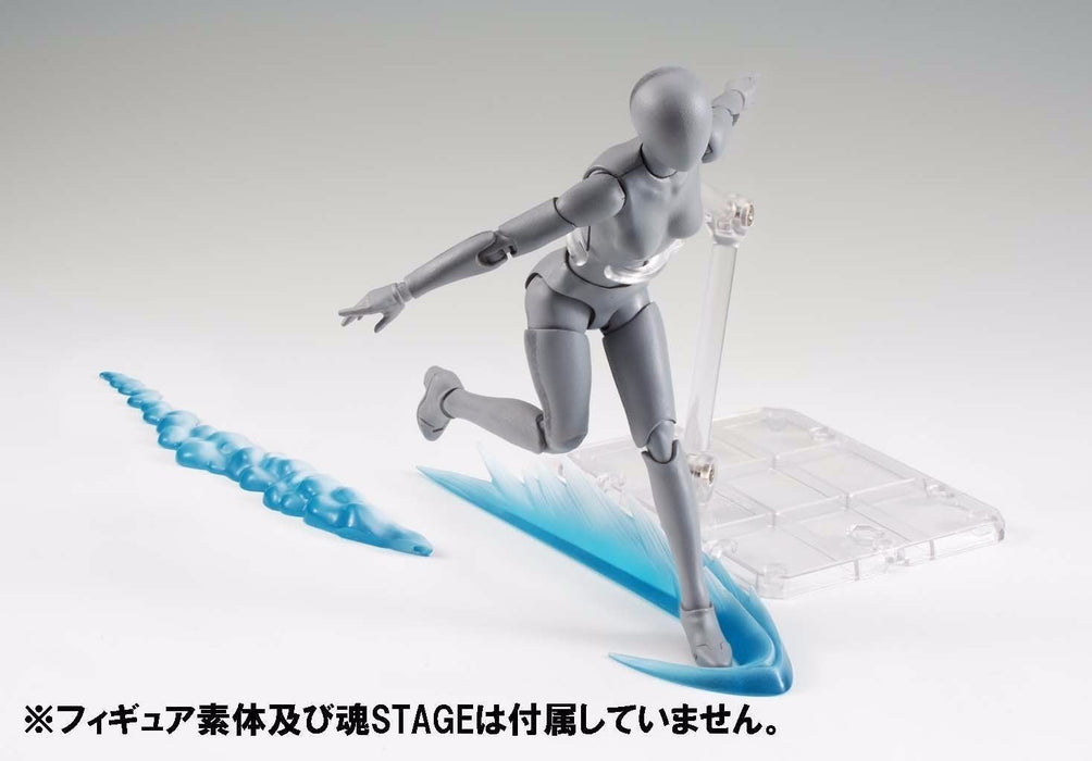 Tamashii Effect WAVE Blue Ver BANDAI TAMASHII NATIONS from Japan_4