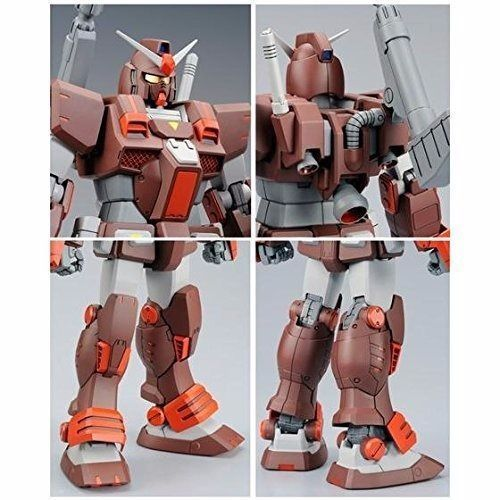 BANDAI MG 1/100 FA-78-2 HEAVY GUNDAM Plastic Model Kit Gundam MSV NEW from Japan_6