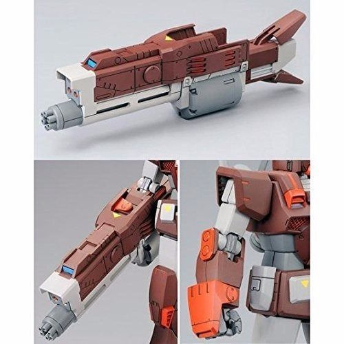 BANDAI MG 1/100 FA-78-2 HEAVY GUNDAM Plastic Model Kit Gundam MSV NEW from Japan_7
