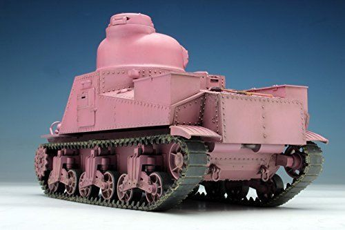 TAMIYA PLATZ 1/35 Girls und Panzer M3 LEE TEAM Usagisan Pink Ver Model Kit NEW_4