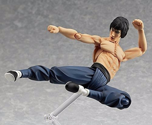 figma 266 Bruce Lee Figure Good Smile Company NEW from Japan_2