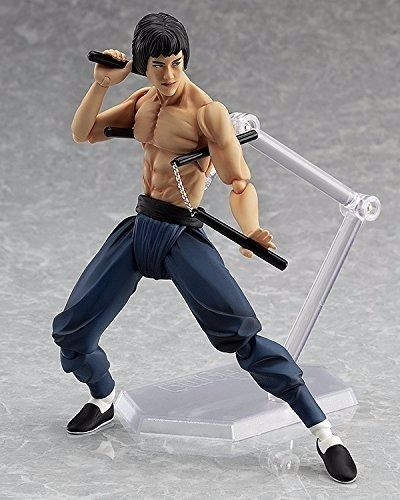 figma 266 Bruce Lee Figure Good Smile Company NEW from Japan_3