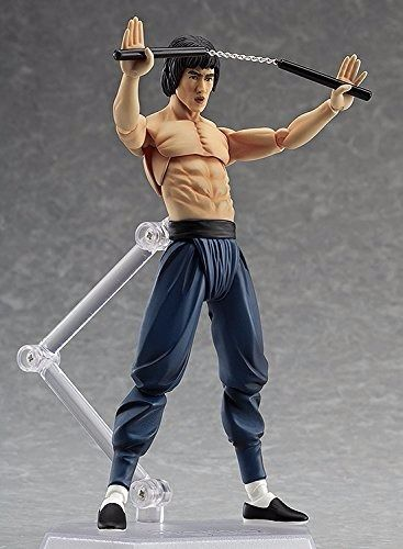 figma 266 Bruce Lee Figure Good Smile Company NEW from Japan_4