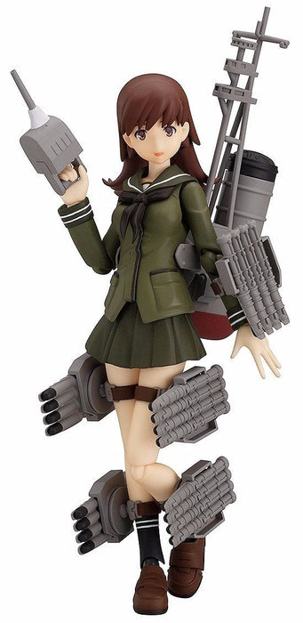 figma 267 Kantai Collection -KanColle- Ooi Figure Max Factory NEW from Japan_1