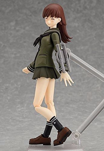figma 267 Kantai Collection -KanColle- Ooi Figure Max Factory NEW from Japan_3