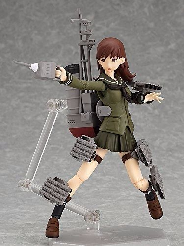 figma 267 Kantai Collection -KanColle- Ooi Figure Max Factory NEW from Japan_4