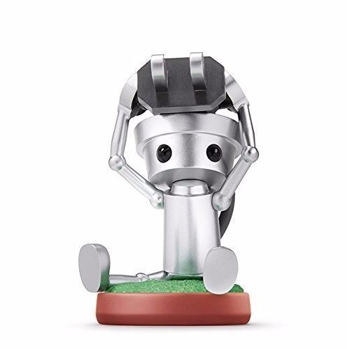 Nintendo amiibo CHIBI ROBO 3DS Wii U Game Accessories NEW from Japan_1