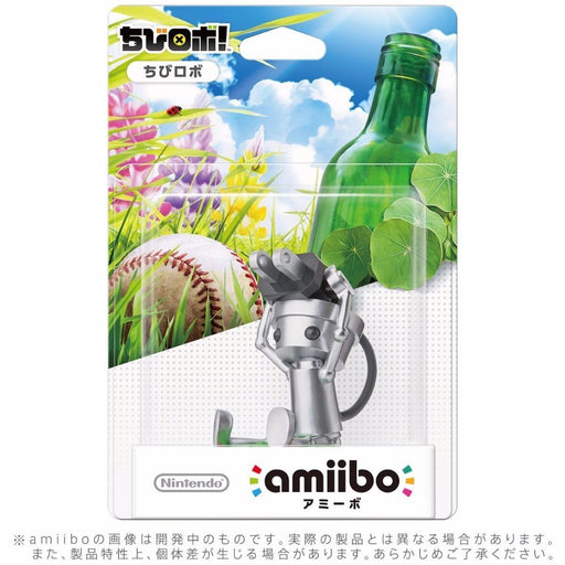 Nintendo amiibo CHIBI ROBO 3DS Wii U Game Accessories NEW from Japan_2