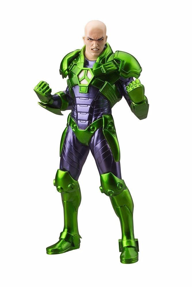 ARTFX+ Superman LEX LUTHOR NEW52! Ver 1/10 PVC Figure KOTOBUKIYA NEW Japan F/S_1