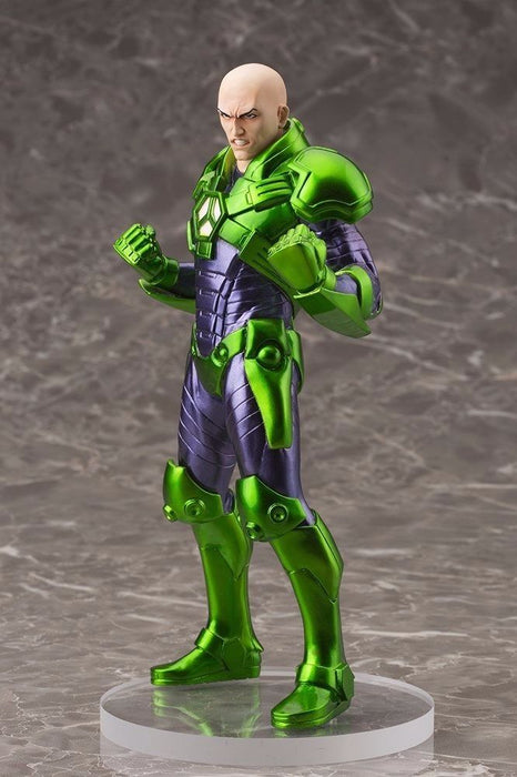 ARTFX+ Superman LEX LUTHOR NEW52! Ver 1/10 PVC Figure KOTOBUKIYA NEW Japan F/S_3