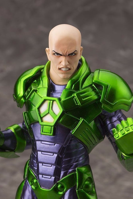 ARTFX+ Superman LEX LUTHOR NEW52! Ver 1/10 PVC Figure KOTOBUKIYA NEW Japan F/S_6