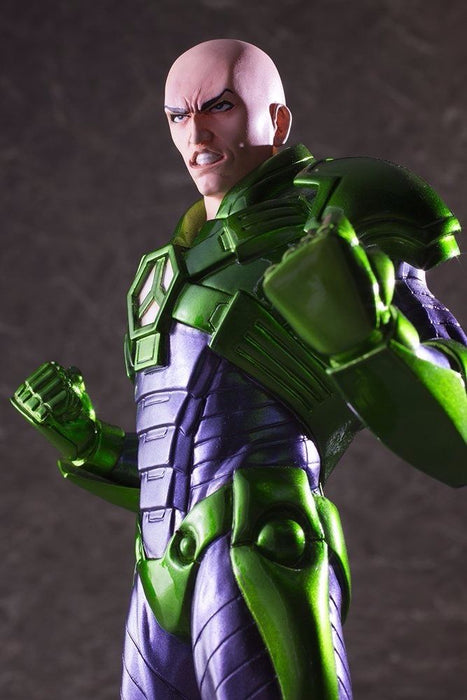 ARTFX+ Superman LEX LUTHOR NEW52! Ver 1/10 PVC Figure KOTOBUKIYA NEW Japan F/S_7
