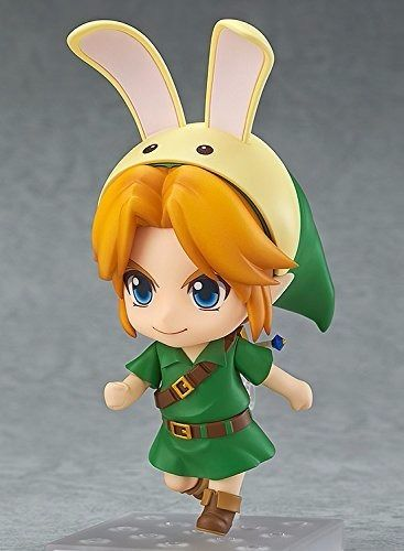Nendoroid 553 The Legend of Zelda Link Majora's Mask 3D Ver. Figure from Japan_3