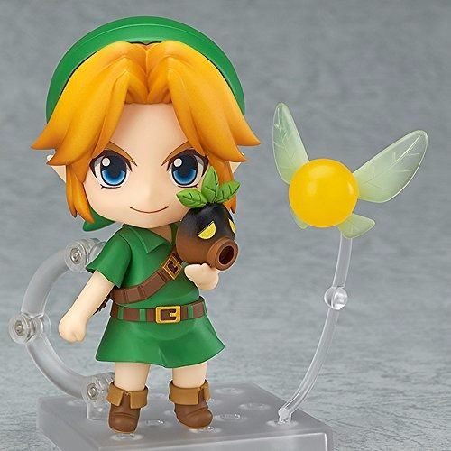 Nendoroid 553 The Legend of Zelda Link Majora's Mask 3D Ver. Figure from Japan_7