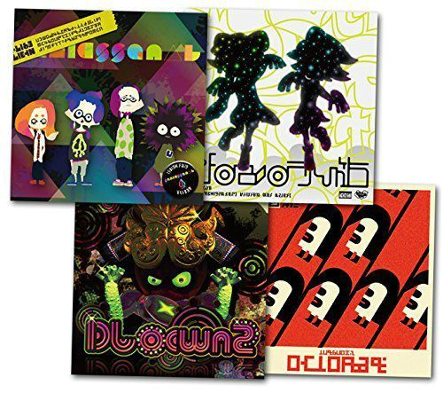 Splatoon ORIGINAL SOUNDTRACK Splatune OST Music CD Nintendo from Japan_2