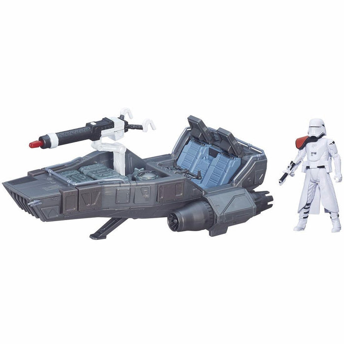 STAR WARS The Force Awakens Mid Vehicle SNOWSPEEDER TAKARA TOMY from Japan_1