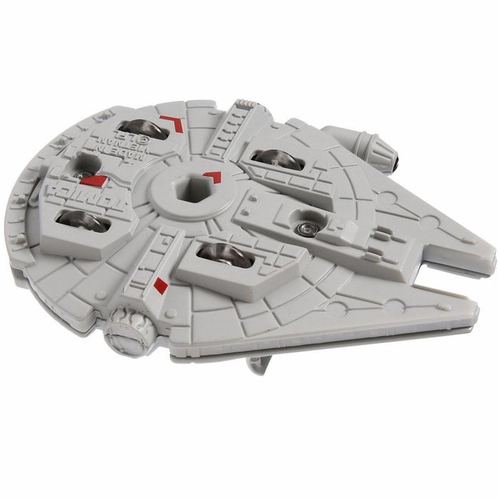 TOMICA TSW-08 STAR WARS Millennium Falcon The Force Awakens TAKARA TOMY Japan_2