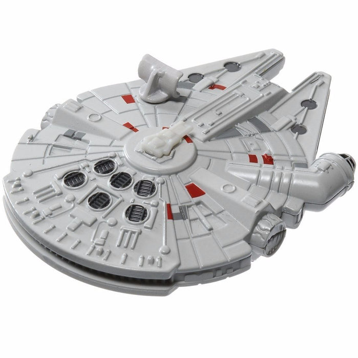 TOMICA TSW-08 STAR WARS Millennium Falcon The Force Awakens TAKARA TOMY Japan_3