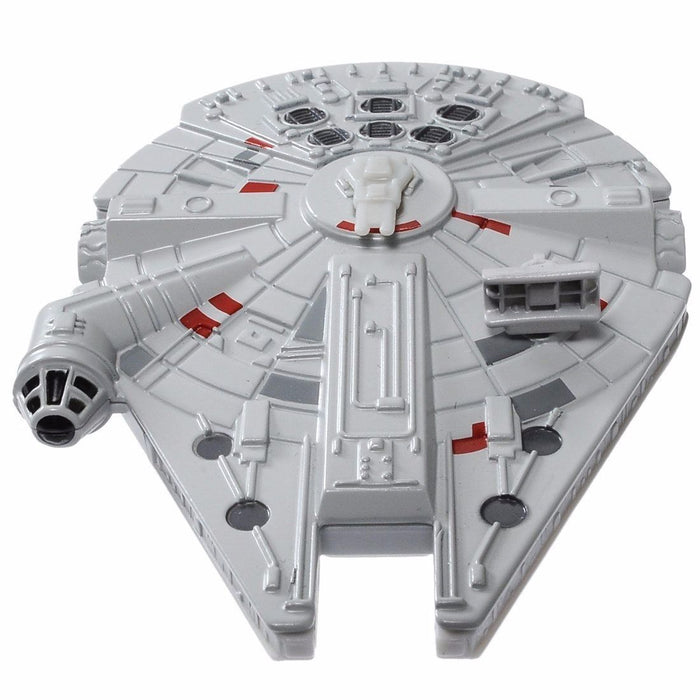 TOMICA TSW-08 STAR WARS Millennium Falcon The Force Awakens TAKARA TOMY Japan_4