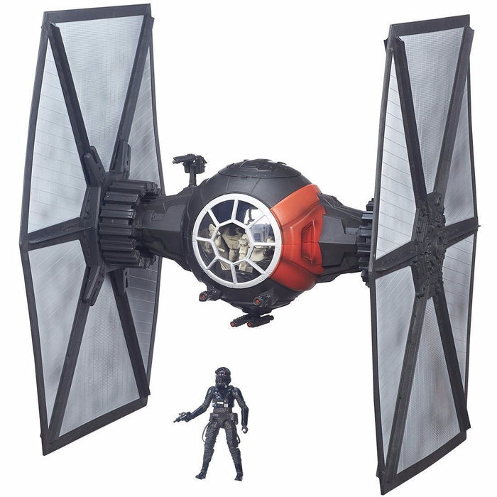STAR WARS BLACK Series Vehicle FIRST ORDER SPECIAL FORCE TIE FIGHTER TAKARA TOMY_1