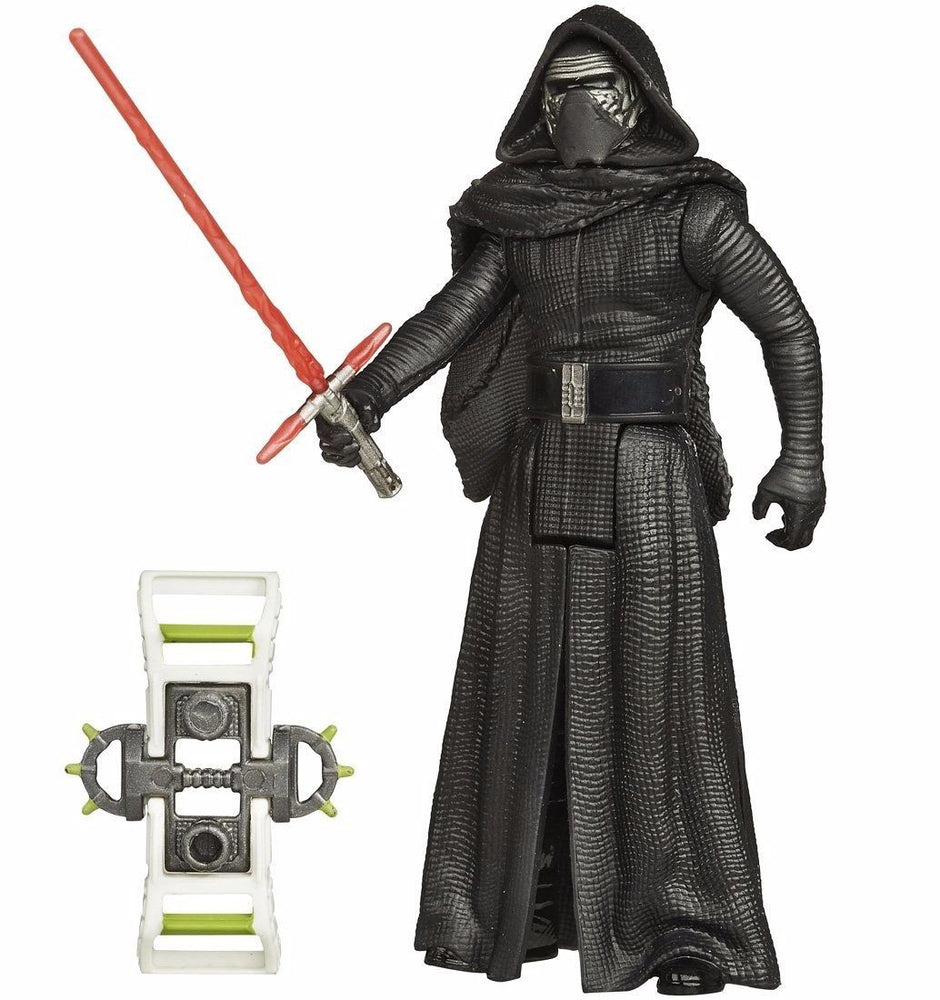 STAR WARS THE FORCE AWAKENS BASIC FIGURE KYLO REN TAKARA TOMY from Japan_1