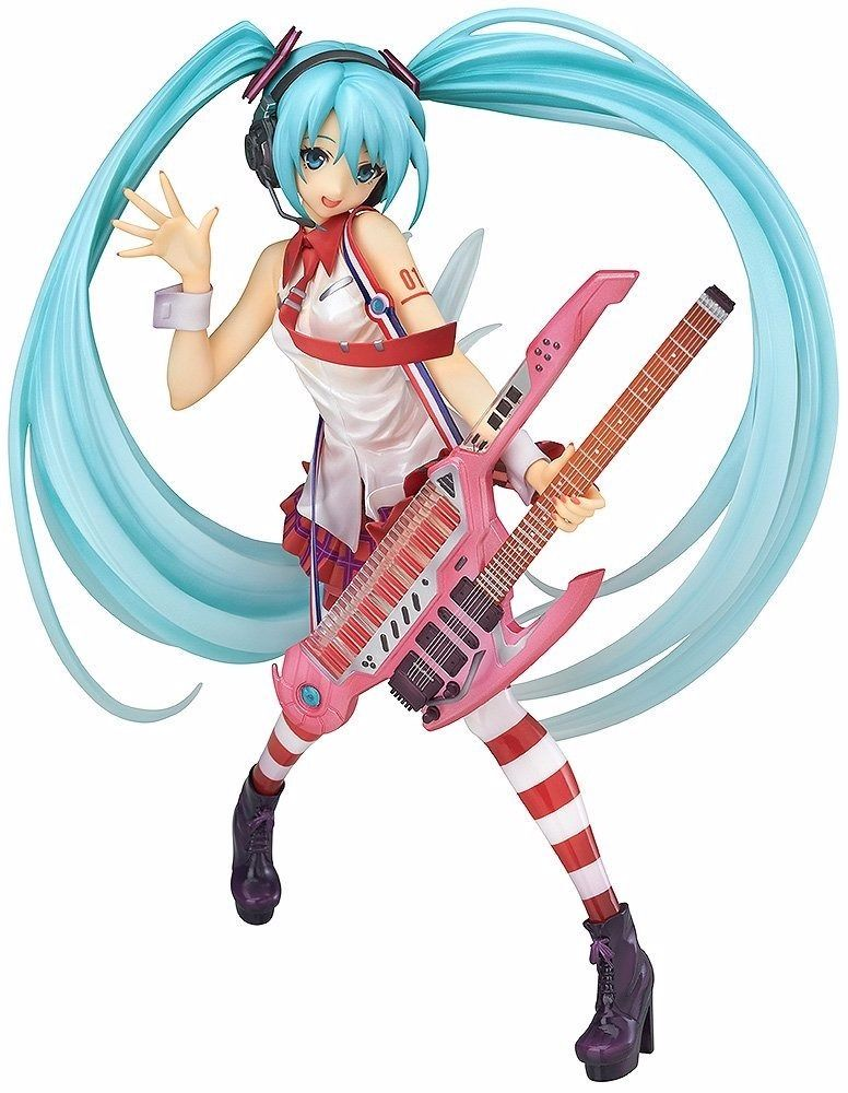 Hatsune Miku Greatest Idol Ver. 1/8 PVC Figure Good Smile Company NEW from Japan_1