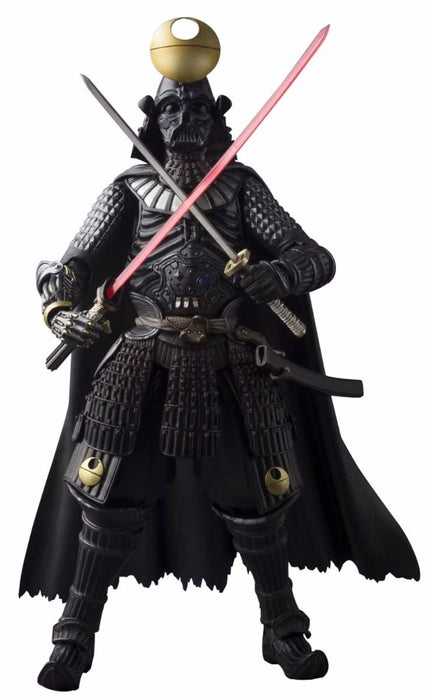 Meisho MOVIE REALIZATION SAMURAI DAISHO DARTH VADER SHISEIGUSOKU Figure BANDAI_1