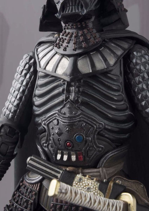 Meisho MOVIE REALIZATION SAMURAI DAISHO DARTH VADER SHISEIGUSOKU Figure BANDAI_5