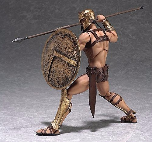 figma 270 Leonidas Figure Good Smile Company NEW from Japan_5