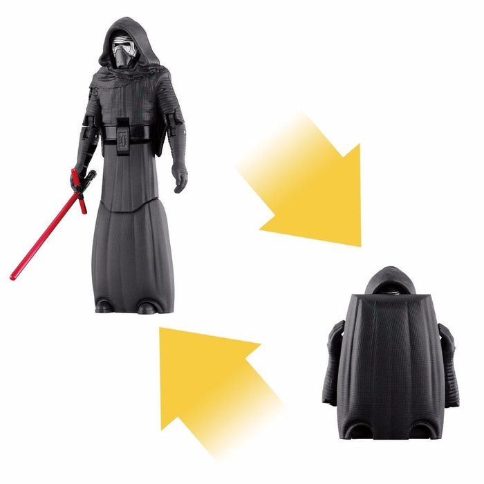 EGG FORCE STAR WARS The Force Awakens KYLO REN Action Figure BANDAI from Japan_3